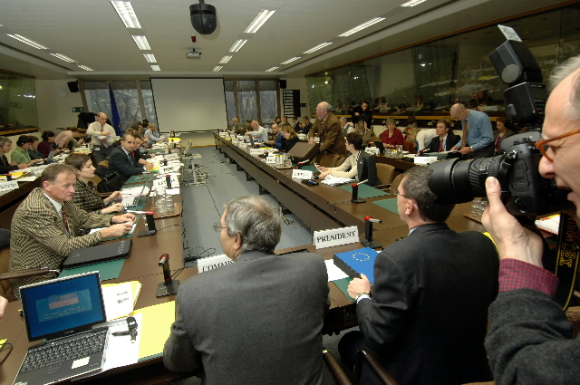 Meeting of the Standing Committee on the Food Chain and Animal Health (SCFCAH)
