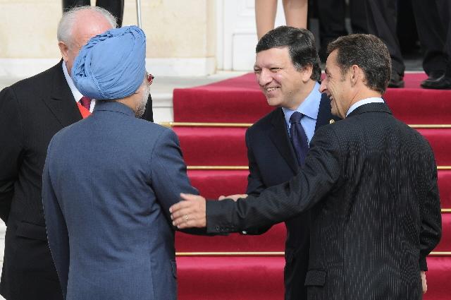 Sommet UE/Inde, 29/09/2008