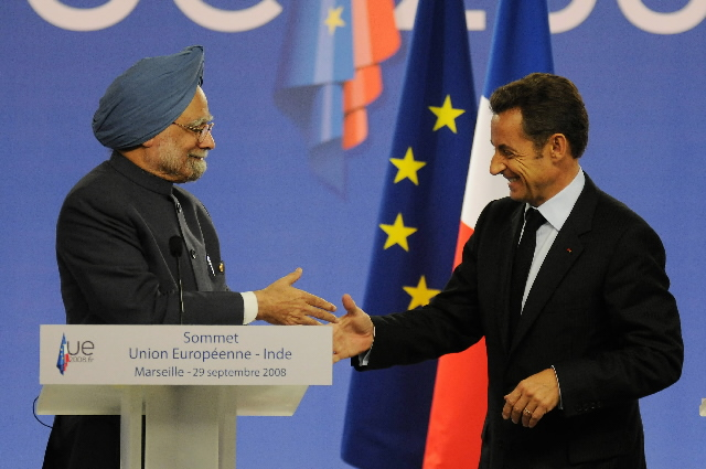EU/India Summit, 29/09/2008