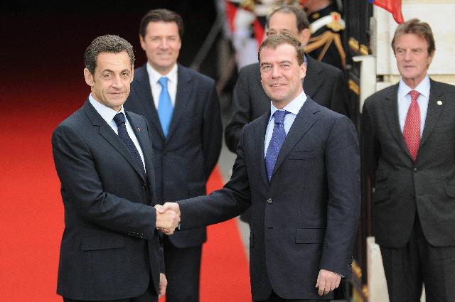 EU/Russia Summit, 14/11/2008