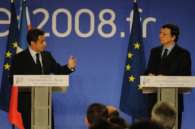 EU/Russia Summit, 14/11/2008