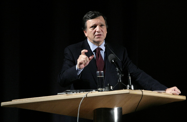 Participation of José Manuel Barroso, President of the EC, in the conference