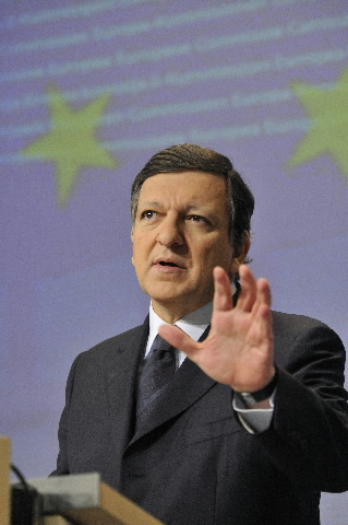 Press conference by José Manuel Barroso, President of the EC, on the EC's contribution to the Spring European Council