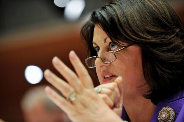 Hearing of Máire Geoghegan-Quinn, Member designate of the EC, at the EP