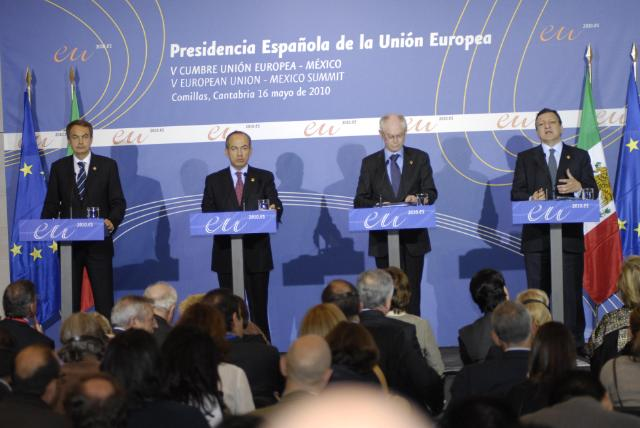 EU/Mexico Summit, 16/05/2010
