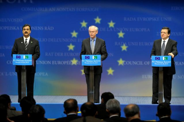 EU/Pakistan Summit, 04/06/2010