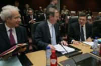 Participation de José Manuel Barroso, président de la CE, à la rencontre BusinessEurope
