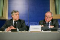 Participation of Antonio Tajani, Vice-President of the EC, at the conference
