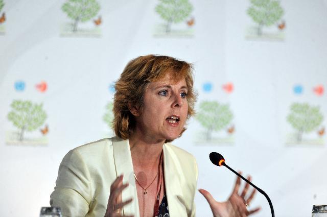 Conférence des Nations unies sur les changements climatiques, Cancún, 29/11-10/12/2010