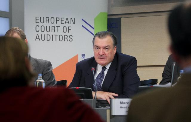 Press conference by Henri Grethen, Member of the Court of Auditors, on the European Court of Auditors Special Report 8/2010