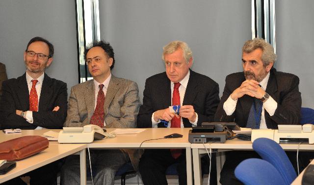 Réunion de la plateforme européenne de crise sur la situation libyenne