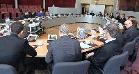 Visit of Members of the Swedish Parliament to the EC