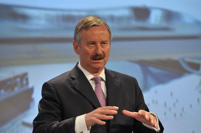 Press conference by Siim Kallas, Vice-President of the EC, on the Transport 2050 roadmap