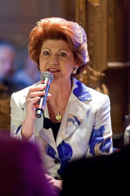 Press conference by Androulla Vassiliou, Member of the EC, for the launch of the European Opera Days 2011
