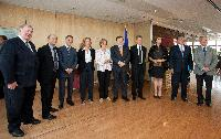 Visit of Presidents of Regional Associations to the EC