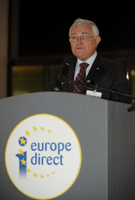 Participation of John Dalli, Member of the EC, in the Annual General Meeting of the Europe Direct Information Centres