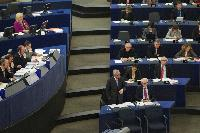 Participation of José Manuel Barroso, President of the EC, in the EP plenary session