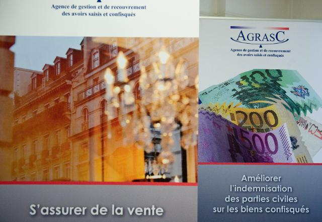 Confiscated Assets in France