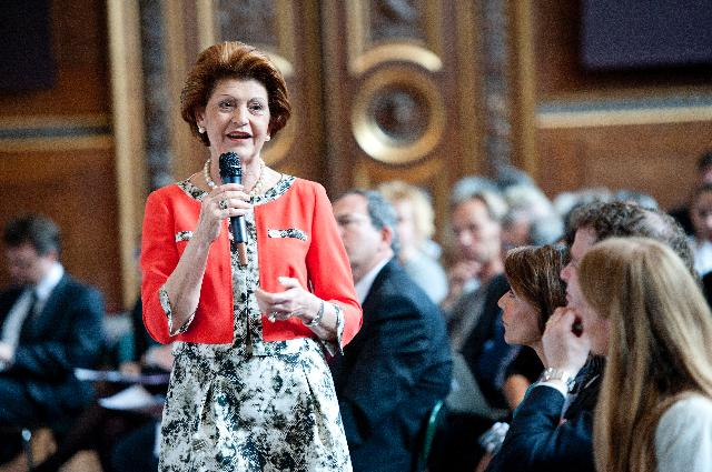Participation of Androulla Vassiliou, Member of the EC, at the celebrations of the 25th anniversary of the Erasmus programme, and at the ECTS Label Awards Ceremony, in Copenhagen