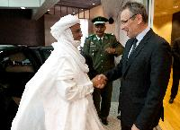 Visit of Brigi Rafini, Nigerien Prime Minister, to the EC