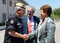 Visit of Kristalina Georgieva, Member of the EC, to Spain