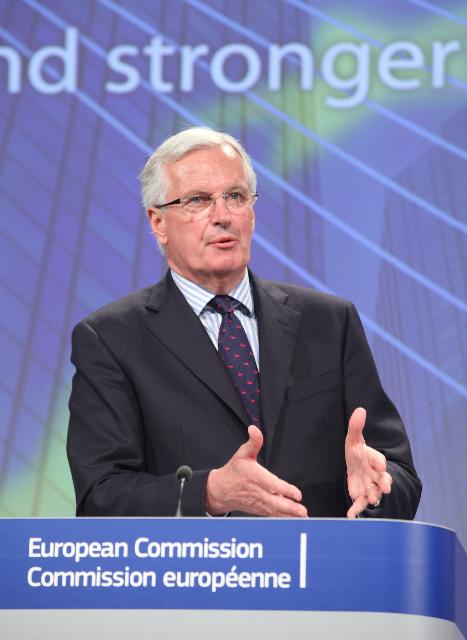 Joint press conference by Viviane Reding, Vice-President of the EC, and Michel Barnier, Member of the EC, on the amended proposal for a Directive on Criminal Sanctions for Insider Dealing and Market Manipulation