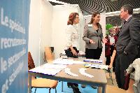 Participation of László Andor, Member of the EC, at the 6th European Job Day, organised at the Berlaymont