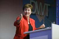 Visit of Kristalina Georgieva, Member of the EC, to Germany