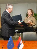 Signature du protocole d'accord