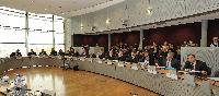 Visit of the Adriatic Ministers for Foreign Affairs to the EC