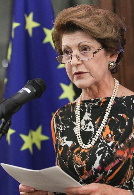 Participation of Androulla Vassiliou, Member of the EC, at the event organised on the occasion of the Cypriot Days