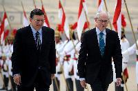 Visit of José Manuel Barroso, President of the EC, to Brazil