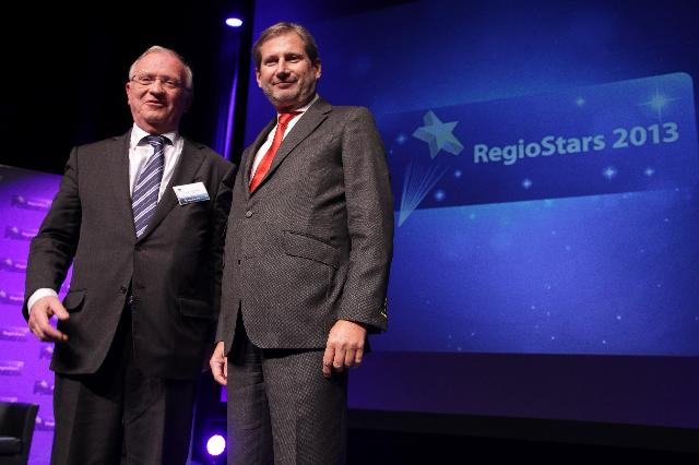 Participation of Johannes Hahn, Member of the EC, at the 2013