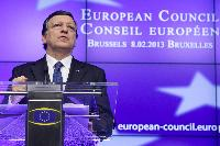 Conseil européen, 07-08/02/13