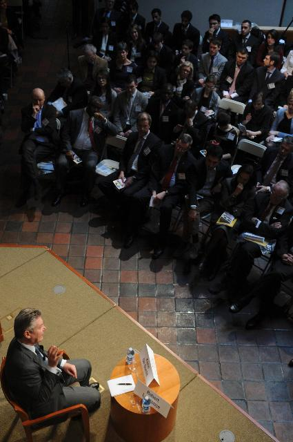 Participation of Karel De Gucht, Member of the EC, at the 2013