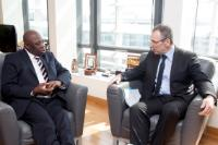 Visit of Alhaji Muhammad Mumuni, Secretary General of the ACP Group, to the EC