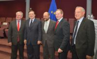 Visit of Martin Schulz, President of the EP, and Enda Kenny, Irish Prime Minister, to the EC