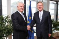 Visit of Duško Marković, Montenegrin Deputy Prime Minister and Minister for Justice, to the EC