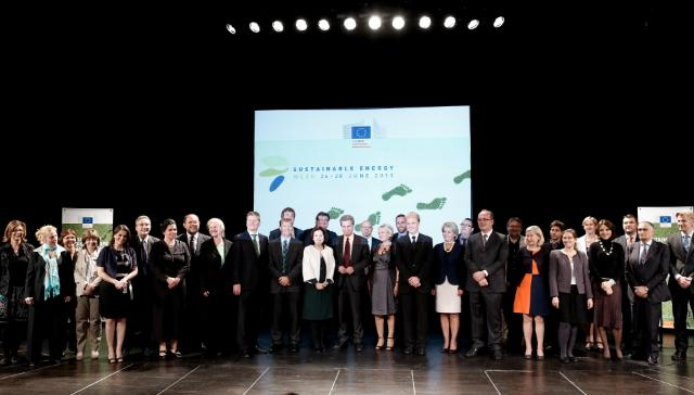 EU Sustainable Energy Week 2013 and 2013 EU Sustainable Energy Europe Awards ceremony