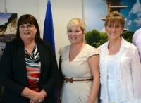 Visit of Martina Anderson, Member of the EP, and Michelle O'Neill, Northern Irish Minister for Agriculture and Rural Development, to the EC