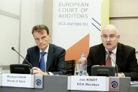 Press conference by Jan Kinšt, Member of the European Court of Auditors on Special Report 06/2013