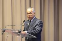 Visite de Johannes Hahn, membre de la CE, à La Réunion et à Mayotte