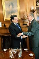 Visit of José Manuel Barroso, President of the EC, to Madrid