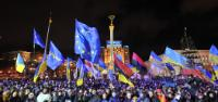 Political revolution in Ukraine