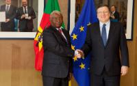 Visit of Armando Emílio Guebuza, President of Mozambique, to the EC