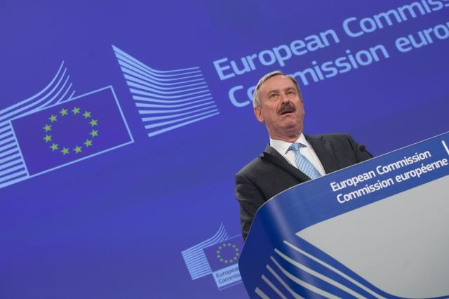 Press conference by Siim Kallas, Vice-President of the EC, on the new standards to regulate the operations of civil drones