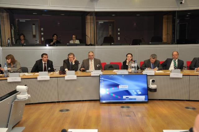 Thematic plenary session of the EU-Bosnia and Herzegovina Structured Dialogue on Justice