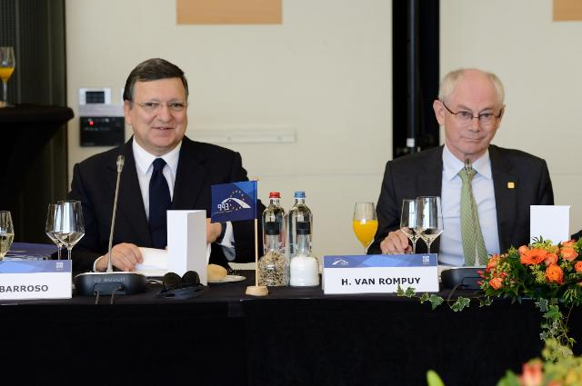 EPP Summit, 26/06/2014