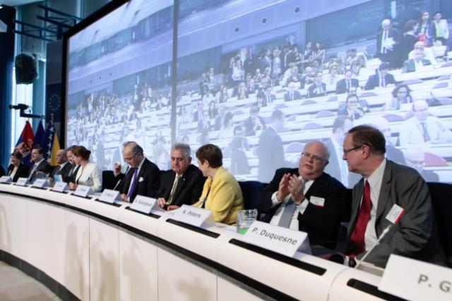 Conférence internationale des donateurs pour la Bosnie-Herzégovine et la Serbie après les inondations dévastatrices dans les Balkans