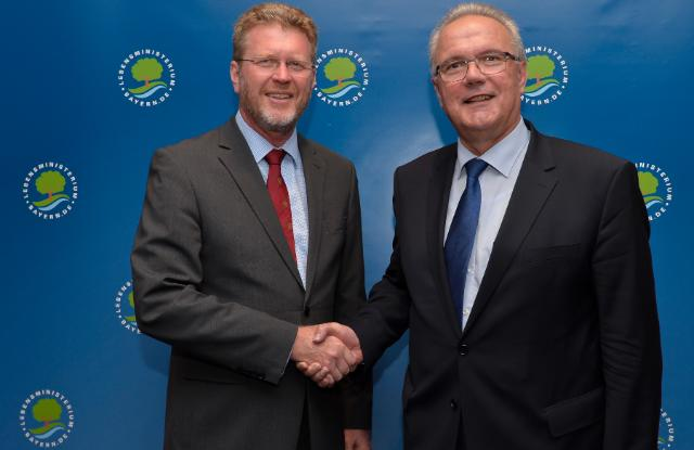 Visit of Neven Mimica, Member of the EC, to Germany